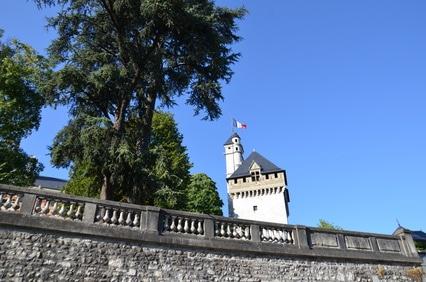 Château de Chambéry, Sainte Chapelle